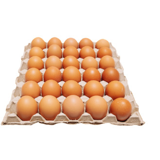 FRESH BROWN EGG 30'S MEDIUM SIZE 鸡蛋