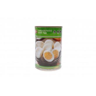 BOILED QUAIL EGG 20'S 罐头鹌鹑蛋