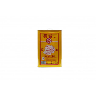 GREAT WALL BRAND PURE VEGETABLE COOKING OIL 15KG 长城牌纯菜油